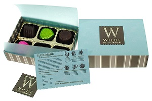 Wilde Irish Chocolates